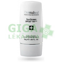Dermaheal Sun Screen SPF50+ ochranný opalovací krém 50g