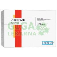 Zinavit 600 cucavé tablety 120ks Generica