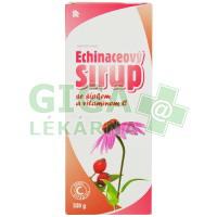 Herbacos Echinaceový sirup se šípkem a vit.C 250ml