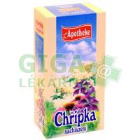 Apotheke Chřipka nachlazení čaj 20x1,5g