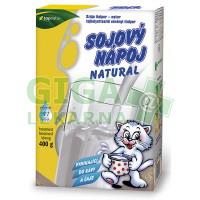 Sojový nápoj Natural 400g Topnatur