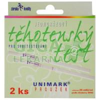Těhotenský test Unimark proužek LUX dva v jednom