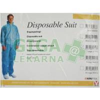 Oblek hygienický s kapucí velikost  L