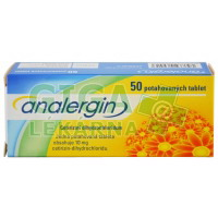 Analergin 50 tablet