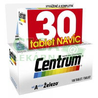 Centrum AZ s Multi-efektem 100+30 tablet