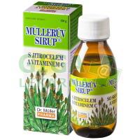 Müllerův sirup s jitrocelem a vitaminem C 320g