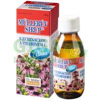 Müllerův sirup s echinaceou bez cukru 100g