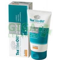 Tea Tree Oil čisticí gel na obličej 150ml