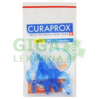 Curaprox CPS 112 Handy mez.kart.+držáky 4ks