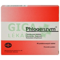 Phlogenzym 40 tablet