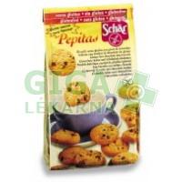 SCHAR sušenky s kousky čokolády PEPITAS