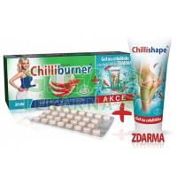 Chilliburner 30 tbl.+ Chillishape 200ml