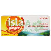 Isla-Ginger 30 pastilek