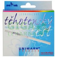 Těhotenský test Unimark proužek LUX