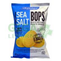 Allexx Bramborové chipsy BIO 85g - mořská sůl