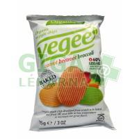 Allexx Bramborové chipsy BIO 85g - se zeleninou