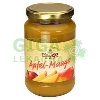 Allexx Ovocné pyré Jablko+Mango - neslazené 360g , BIO
