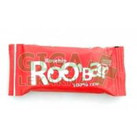 Allexx ROOBAR Datlová tyčinka s šípky 50g BIO/RAW
