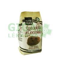 Allexx Sušenky Gocciolotti kakaové s čokoládou 40g
