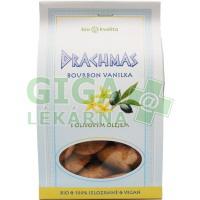 Drachmas s EP olivovým olejem vanilkové 130g- BIO