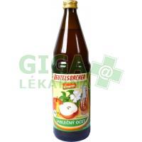Jablečný ocet nepasterizovaný 0,75l-BIO (vratná lahev)