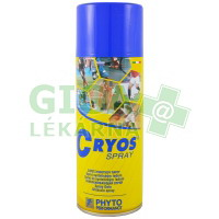 Cryos Spray 200ml - ledový sprej