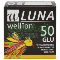 Testovací proužky Wellion LUNA DUO 50ks