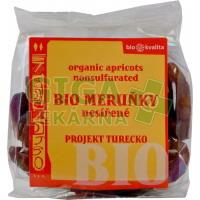 Sušené meruňky nesířené 200g-BIO