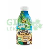 Born to Bio Sprchový gel - Vanilka & Kokosový ořech 300ml