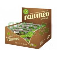 Lifefood RAWMEO dezertní kuličky Brazil MIX BIO 60g