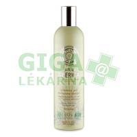 Natura Siberica Šampon pro suché vlasy Objem a hydratace 4