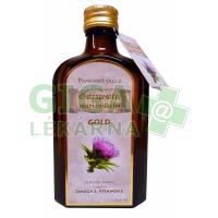 Panenský olej z Ostropestřce mariánského GOLD 200ml