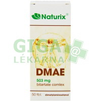 DMAE 503mg Bitartate Complex 50 tablet