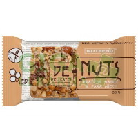 DeNuts pražená mandle+para ořech 35g