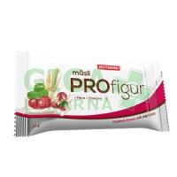 Tyčinka ProFigur Müsli 33g brusink.s jogurt.polev.
