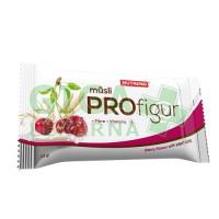 Tyčinka ProFigur Müsli 33g višnová s jogurt.polev.