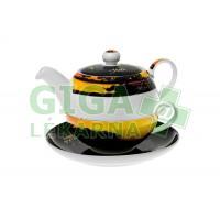 Oxalis Africký sen - tea for one souprava