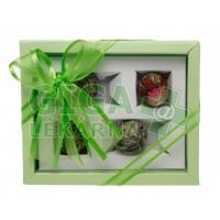 Oxalis Artemis zelená set kvetoucích čajů