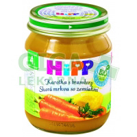HiPP ZELENINA BIO Karotka s brambory 125g