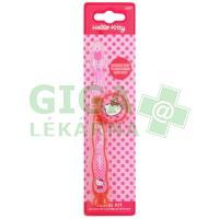 SmileGuard Hello Kitty zubní kartáček + krytka