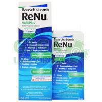 Roztok na kontak.čočky RENU M.liq 360ml+120zdarma