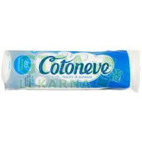 Kosmetické tampóny 80ks Cotoneve z bavlny
