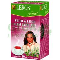 LEROS NATUR Štíhlá linie Slim Line TEA 20x1.5g