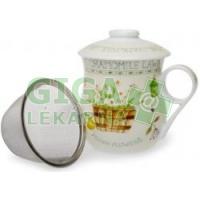 Oxalis Herbs Kamilka 0,33 L - porcelánový hrnek