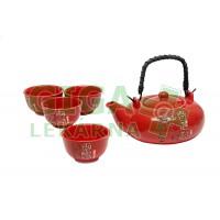 Oxalis Ming - keramická souprava