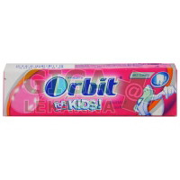 WRIGLEYS Orbit Junior Classic platky 5ks