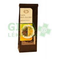 Oxalis Pu-Erh Brick chocolate 60g