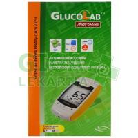 Glukometr GlucoLab s 25ks proužků a lancet