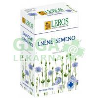 LEROS Lněné semeno 150g