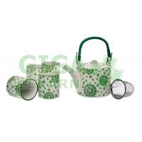 Oxalis Verdena - keramická souprava